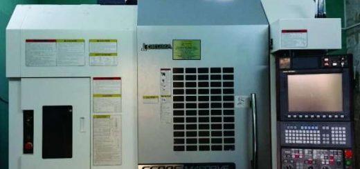 Prelucrari mecanice de mare precizie cu freza CNC in 3 axe marca Okuma
