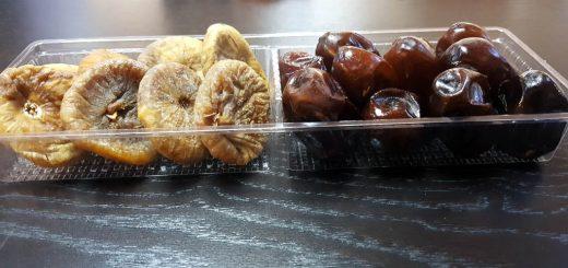 Chese compartimentate pentru fructe/seminte