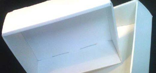 Cutii din polipropilena celulara