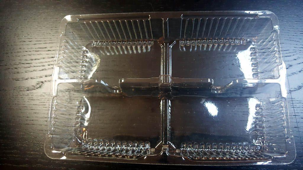 Caserola cu 2 compartimente pentru piscoturi - 8
