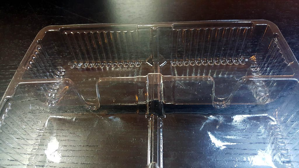 Caserola cu 2 compartimente pentru piscoturi - 9