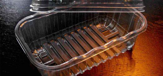 Caserole din plastic pentru fructe, legume