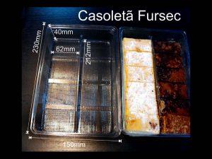 Caserole din plastic (model Dr. Fursec nou – 4072)