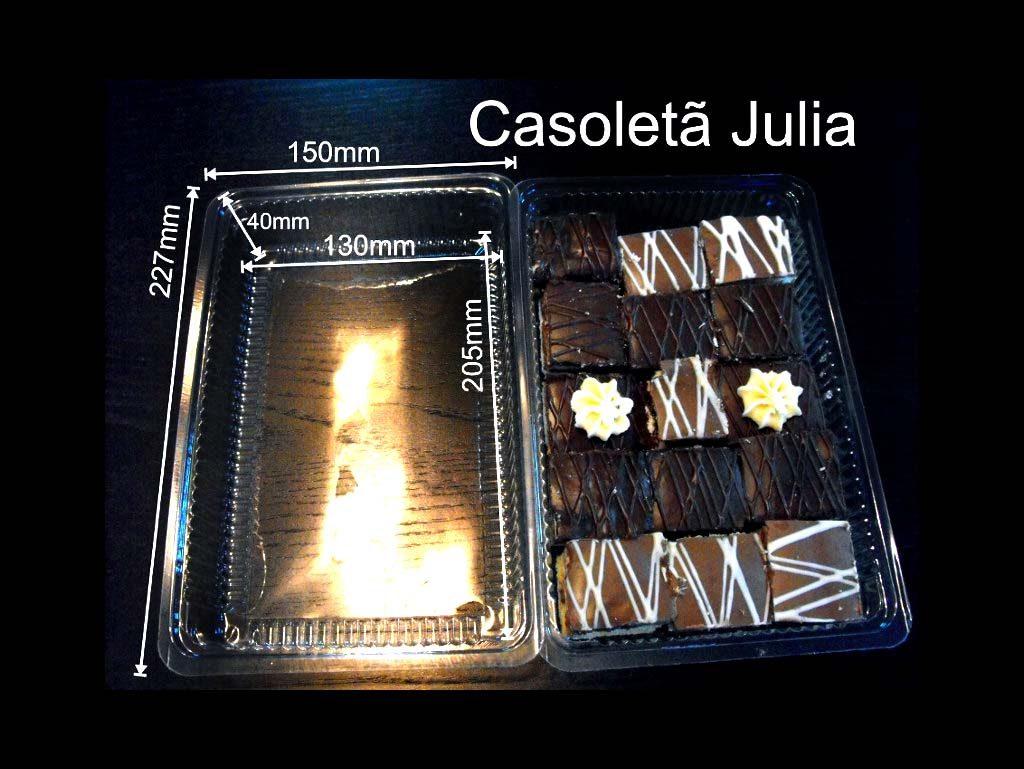 Casoleta Julia cotata