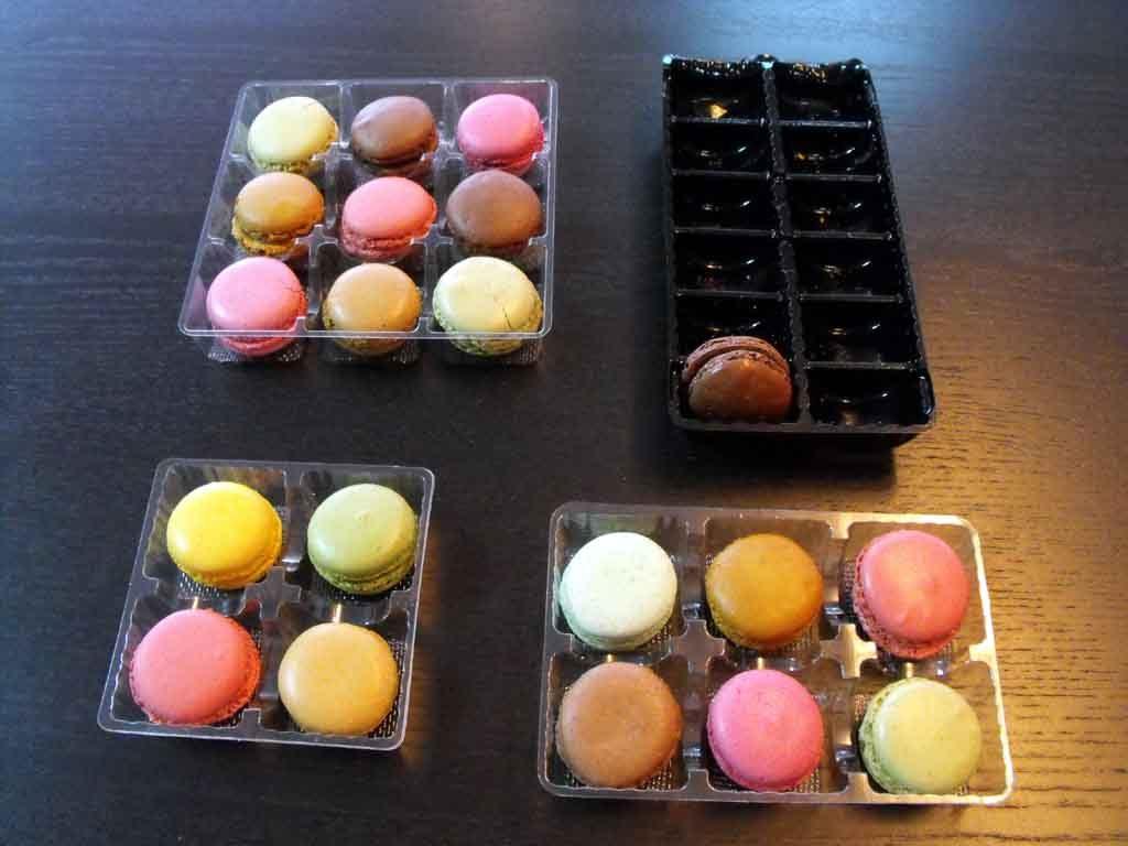 Chese plastic Minimacarons, chese plastic macarons