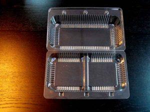 Caserole plastic compartimentate