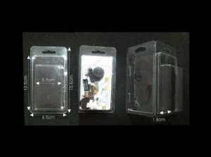 Blistere plastic accesorii mici (model 4050)