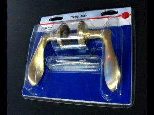 Blistere plastic accesorii feronerie (model 4050)