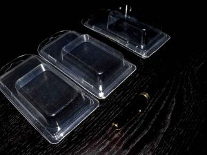 Blistere din plastic accesorii GSM, sanitare etc.
