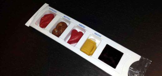 Blistere plastic pentru figurine din martipan.