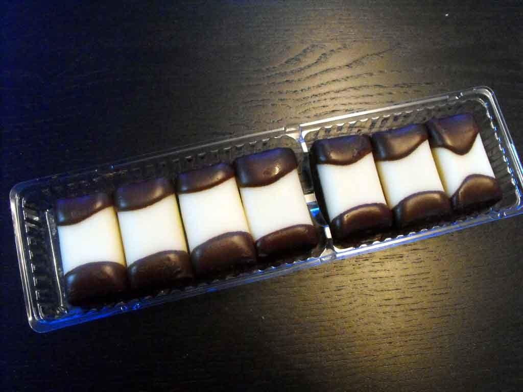caserola chesa 2 alveole biscuiti ciocolata fursecuri