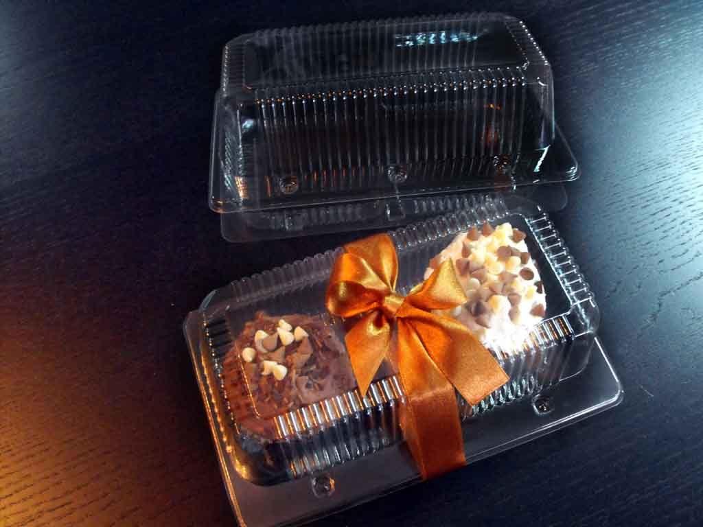 caserola doua compartimente cu cupcakes 1
