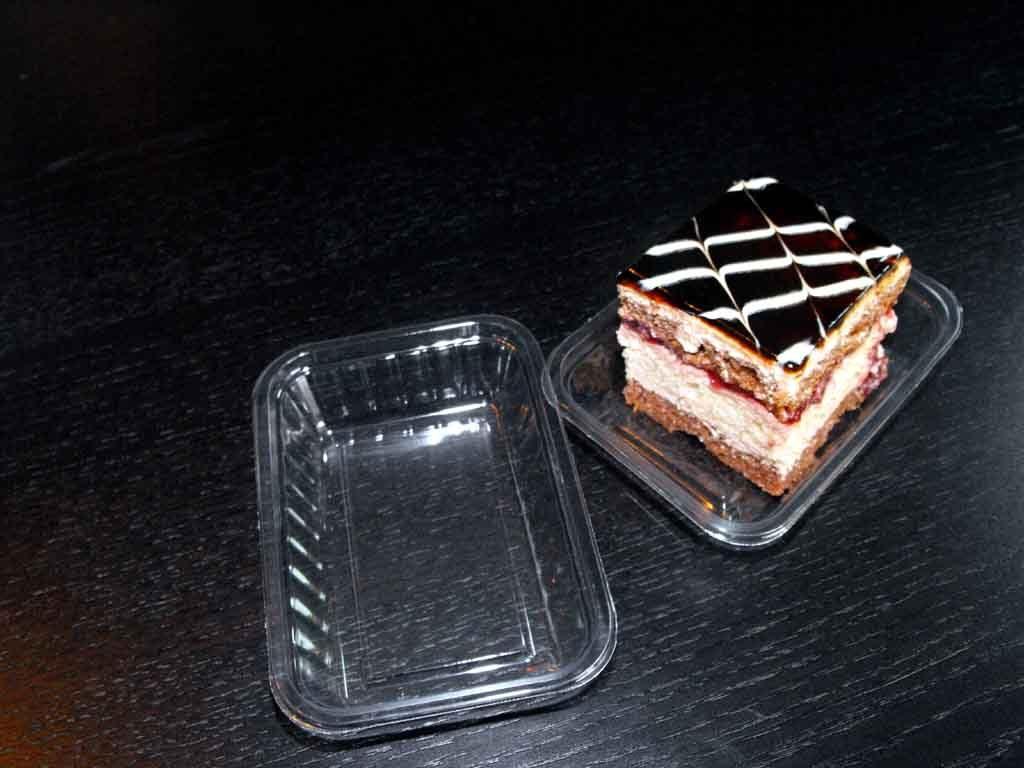 caserola plastic prajitura cu caramel