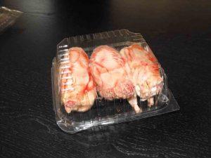 Caserole carne de prepelite (model 4053).