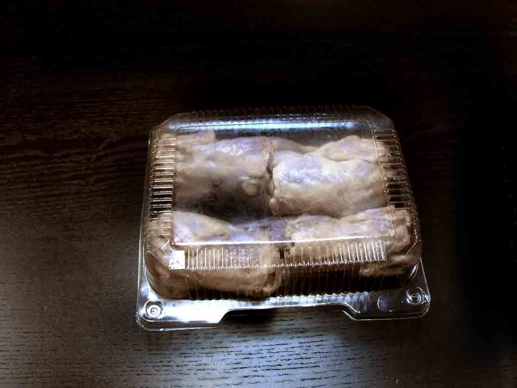 caserole plastic pentru carne prepelite.river 1