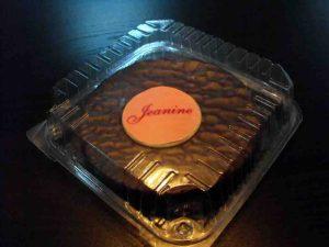 Casolete pentru tort, minitorturi (model 4053)