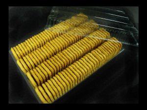 Caserole plastic biscuiti (model 4105)