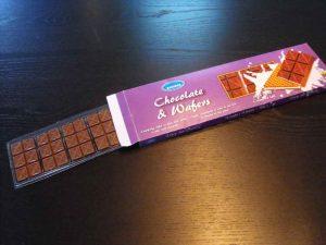 Chese din plastic cu 8 compartimente pentru ciocolata, cofetarii, supermarketuri etc.