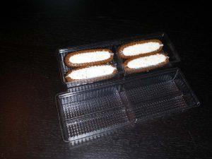Chese compartimentate pentru biscuiti, fursecuri etc.