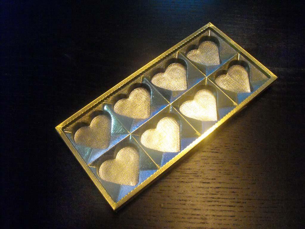 chese ciocolata inimioate,forme ciocolata