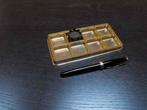 Chese aurii din plastic pentru bomboane etc.