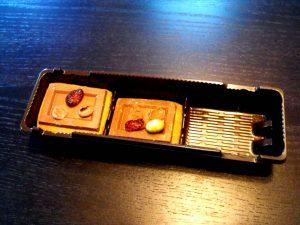 Caserole plastic compartimentate pentru biscuiti