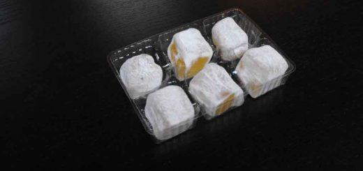 Chese din plastic pentru rahat, bomboane etc.