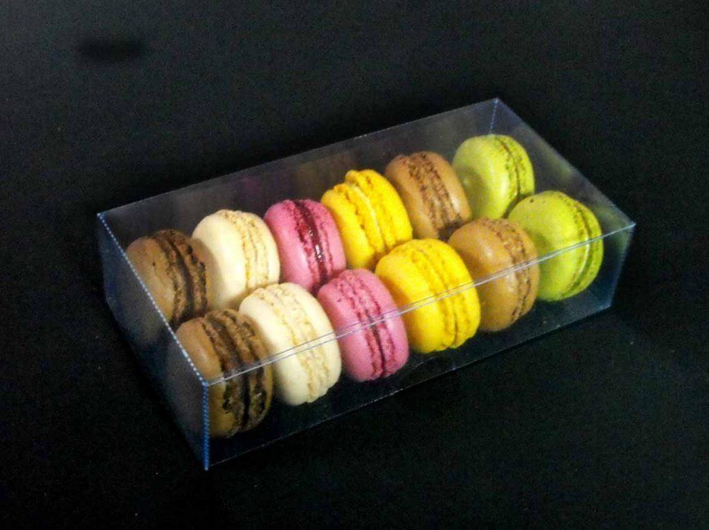cutii ambalaje macarons Model 333-16x8x4cm