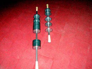 Dispozitiv cu discuri de taiere (cutite)