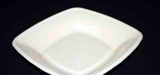Farfurii plastic Springtime pentru firmele de catering, fast-food, supermarketuri, restaurante etc.