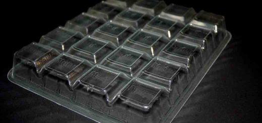 Forme de turnat ciocolata menaj Midar (model 4268).