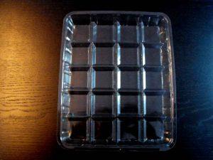 Forme pentru turnat ciocolata.