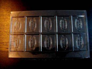 Forme turnat ciocolata pentru 10 tablete (model 4169)