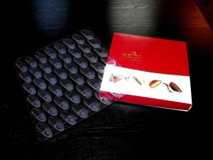 Forme turnat ciocolata model corabii (model 4141)