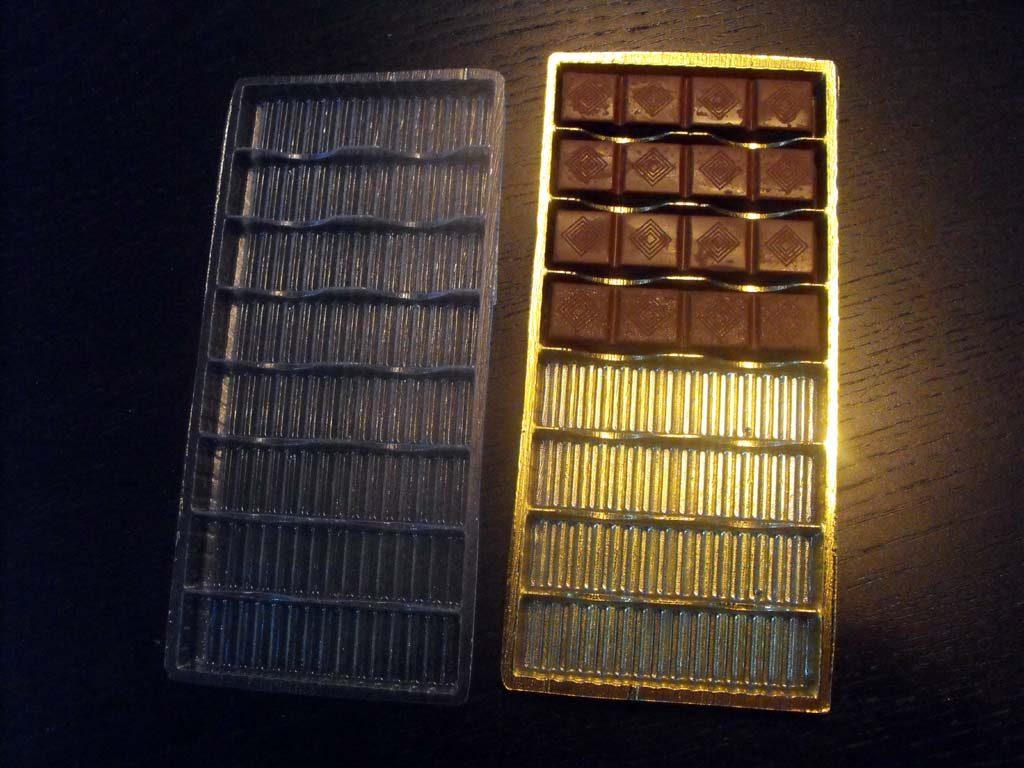 forme turnat tabletele ciocolata,forme plastic aurii