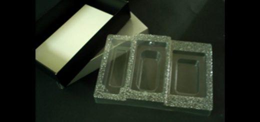 Cutii cu insert blister compartimentat