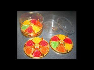 Chese din plastic ambalaj pentru jeleuri