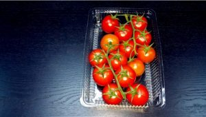 Caserola rosii (model 4136) fara capac pentru rosii cherry sau clasice