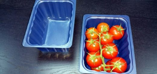 Caserole rosii si alte legume sau fructe.