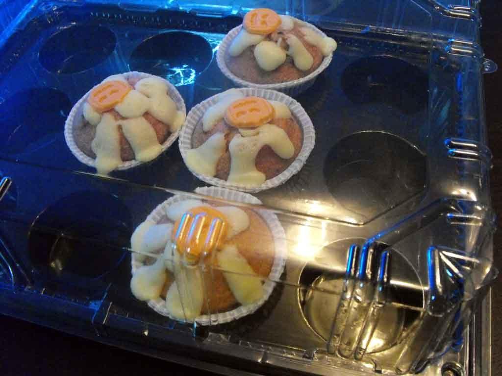 tava capac transport muffins