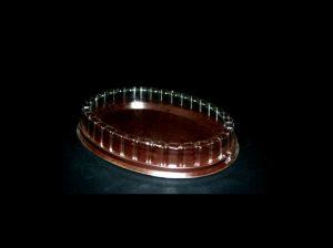 Platou plastic tort.